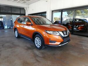2018 Nissan X-Trail T32 Series II ST X-tronic 4WD Copper Blaze 7 Speed Constant Variable Wagon Menzies Mt Isa City Preview