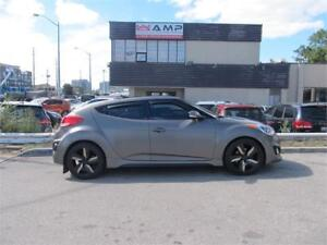 2013 Hyundai Veloster Turbo w/Matte Grey Manual
