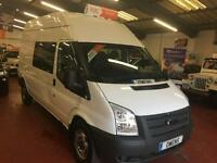 2013 (13) FORD TRANSIT 2.2 350 H/R DCB Manual