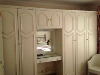 Fitted Wardrobes & Bedside Cabinets