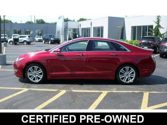 2013 Lincoln MKZ 1 Owner Lincoln Certified 100K mile Bumper to Bumper Warranty