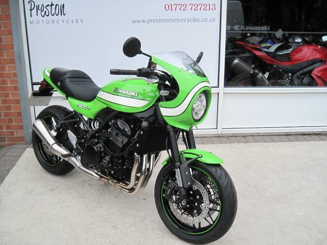2018 KAWASAKI Z900 RS CAFEDEMO BIKE99 OVER 36M ON PCP WITH 499 DEPAPR 59