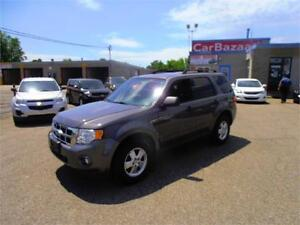 2012 FORD ESCAPE XLT LEATHER SUNROOF BLUETOOTH EASY FINANCING