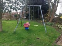 TP Toys double swing