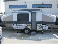 **CLEARANCE! *LOTS OF STORAGE! *SLEEPS 6! *TENT TRAILER FOR SALE