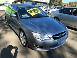 2008 Subaru Liberty B4 MY08 Silver Sports Automatic Wagon Lidcombe Auburn Area Preview