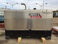 LINCOLN VANTAGE 300 WELDERS CALIBRATED