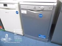 SPECIAL OFFER!!!! NEW GRADED SILVER INDESIT DISHWASHER REF: 11290