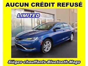 2015 Chrysler 200 Limite