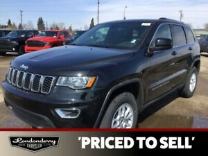 2018 Jeep Grand Cherokee 4X4 LAREDO           TOUCHSCREEN   BLUE
