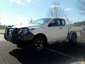 2019 Mazda BT-50 MY18 XT (4x4) (5Yr) Cool White 6 Speed Automatic Freestyle Cab Chassis Armidale Armidale City Preview