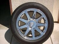 Looking for chrysler 300 tires or rims