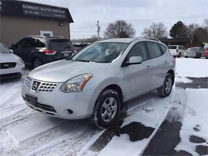 2009 Nissan Rogue S ONLY 140KM AWD CLEAN