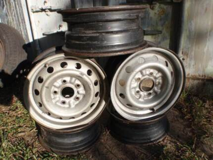 Toyota Hilux  or Hiace RIMS Caboolture Caboolture Area Preview