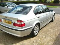 BMW 320i Petrol Manual in Excellent Condition all round