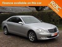 2007 MERCEDES S-CLASS 3.0 S320 CDI 7G-TRONIC AUTOMATIC SALOON DIESEL
