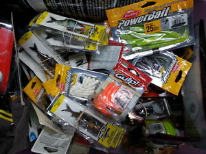 50% off Fishing Tackle & LIne