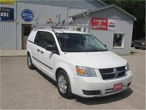 2008 Dodge Grand Caravan C/V|MUST SEE|NO ACCIDENTS|ONE OWNER