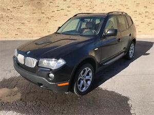 2010 BMW X3 3.0XDRIVE PANORAMIQUE/CUIR ET +/GARANTIE INCLUSE