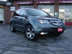 2008 Acura MDX Elite Pkg-FINANCE FOR ANY CREDIT !  NO ACCIDENT!