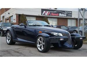 2001 Chrysler Prowler Convertible NO ACCIDENT HISTORY