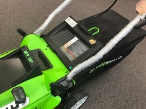 New Greenworks 40V Cordless Lawn Mower (Battery Included)