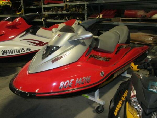 Used 2003 Sea Doo/BRP GTX 185