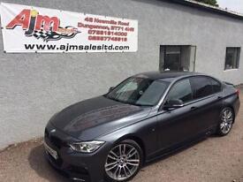 2015 15 BMW 3 SERIES 3.0 330D M SPORT 4D 228 BHP DIESEL