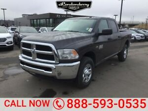 2017 Ram 2500 CREW CAB ST            AIR CONDITIONING  AUTOMATIC