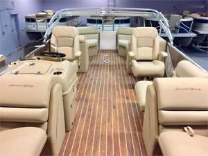 2017 South Bay Pontoon 525RS 3.0