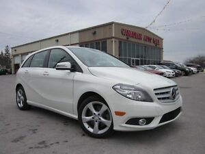2013 Mercedes-Benz B-Class B250 NAV, LEATHER, ONLY 26K!