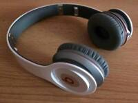 Beats by Dr. Dre Solo HD White