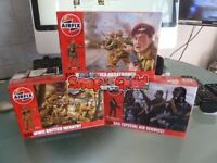 AIRFIX SCALE 1:32 TOY SOLDIERS x 3