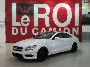 Mercedes-Benz Classe-CLS CLS63 AMG NIGHTVISION  2012