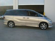2003 Toyota Tarago ACR30R GLi Grey 4 Speed Automatic Wagon Croydon Charles Sturt Area Preview