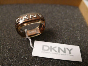 DKNY Ring, Size 6 (Small)