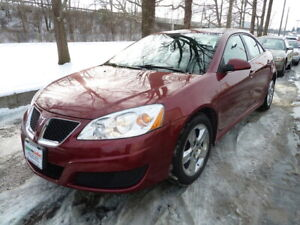 2010 PONTIAC G6 ---- PARTS ONLY