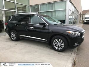 2015 Infiniti QX60 HEATED SEATS AND WHEEL/LEATHER/BACK UP MONITO