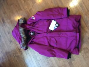 Women's Canada Goose Winter Jacket - Small