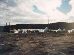 Base d'hydravion avec option de centre écotouristique à LG-4