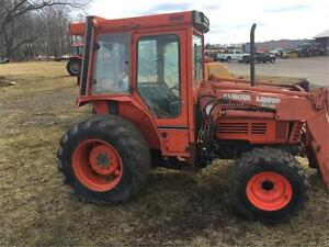 Kubota L5450 Tractor Loader with Cab