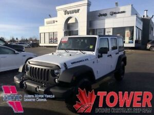 2016 Jeep WRANGLER UNLIMITED Sport - AUTOMATIC, 4WD, UCONNECT TO