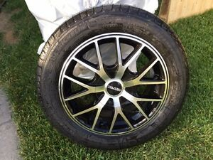 "16"" Michelin ""Defender"" All Season Touren TR60 Rims - Reduced!"