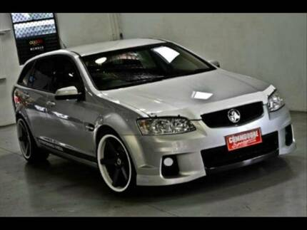 From $94p/w ON FINANCE* 2011 Holden Commodore Wagon Hughesdale Monash Area Preview