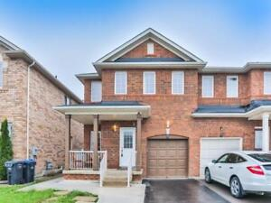 Very Well Upgraded Freshly Painted 4 Bedroom Semi-Detached!