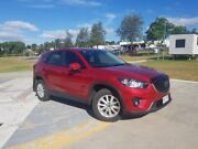2013 Mazda CX-5 KE1071 Maxx SKYACTIV-Drive Sport Red 6 Speed Sports Automatic Wagon Gympie Gympie Area Preview