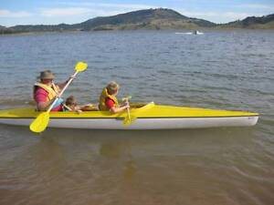 Lovett Bay 16 Sailing Kayak Bulga Singleton Area Preview