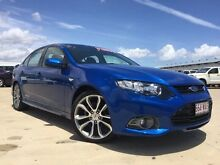 2012 Ford Falcon FG MkII XR6 Ltd Edit. Blue 6 Speed Automatic Sedan Garbutt Townsville City Preview