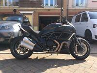 Ducati Diavel Carbon Black Edition