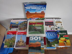Love to Travel?  12 Travel Books For Only $10!
